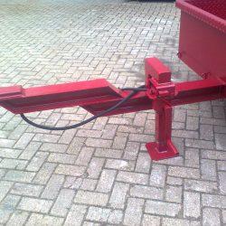 Afbeelding Aanhangwagen Heftruck