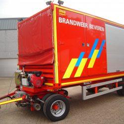 Afbeelding Zelfrijdend brandweer voertuig